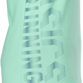 asics Graphic Running Shirt sleeveless Women green